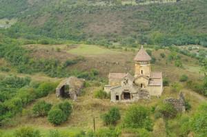 Neznámy opustený chrám ďaleko od civilizácie